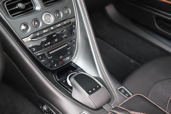 Used 2020 Aston Martin DBS Superleggera Volante for sale Sold at Pagani of Greenwich in Greenwich CT 06830 21
