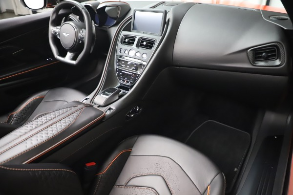 Used 2020 Aston Martin DBS Superleggera Volante for sale Sold at Pagani of Greenwich in Greenwich CT 06830 23