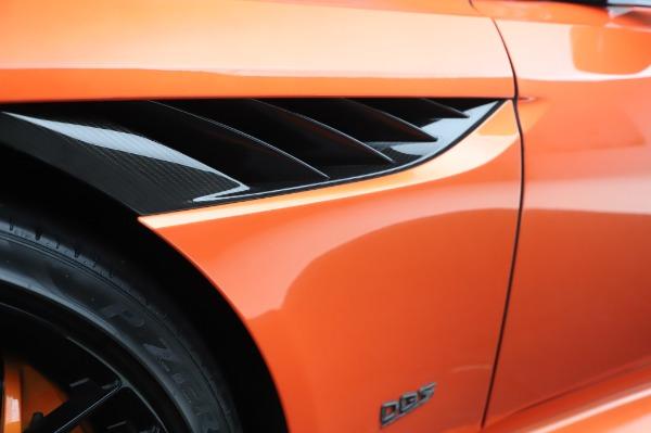 Used 2020 Aston Martin DBS Superleggera Volante for sale Sold at Pagani of Greenwich in Greenwich CT 06830 28