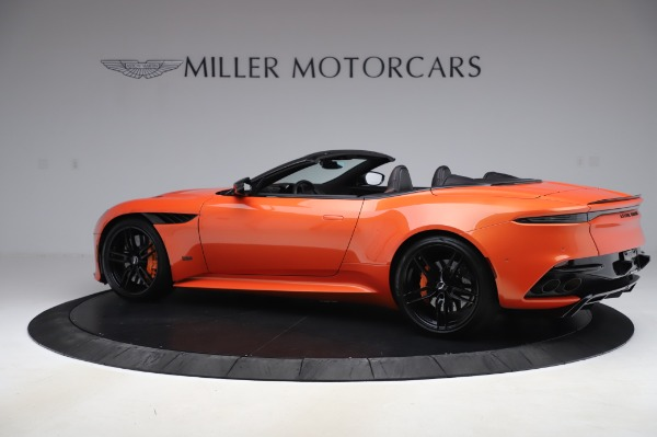 Used 2020 Aston Martin DBS Superleggera Volante for sale Sold at Pagani of Greenwich in Greenwich CT 06830 3
