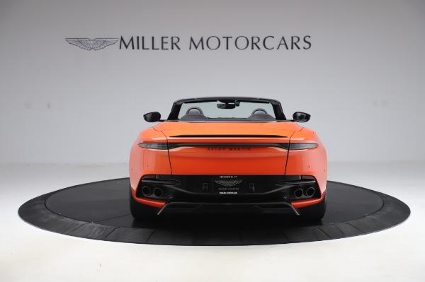 Used 2020 Aston Martin DBS Superleggera Volante for sale Sold at Pagani of Greenwich in Greenwich CT 06830 5