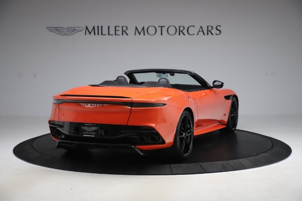 Used 2020 Aston Martin DBS Superleggera for sale $339,900 at Pagani of Greenwich in Greenwich CT 06830 6