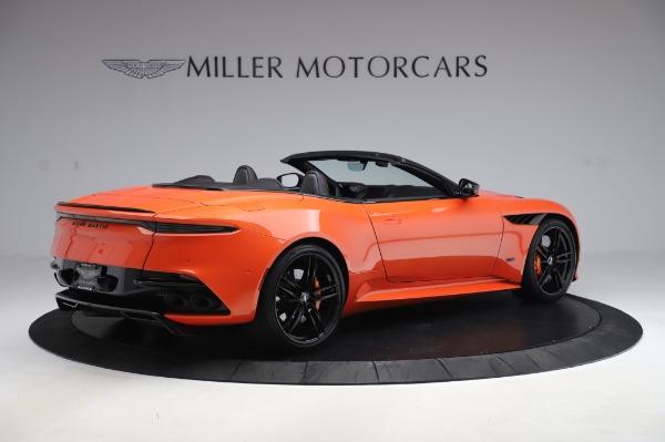 Used 2020 Aston Martin DBS Superleggera Volante for sale Sold at Pagani of Greenwich in Greenwich CT 06830 7