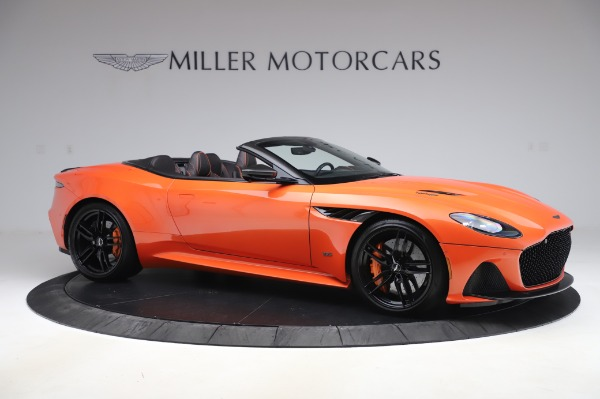 Used 2020 Aston Martin DBS Superleggera for sale $339,900 at Pagani of Greenwich in Greenwich CT 06830 9