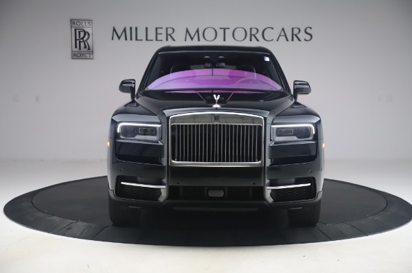 New 2021 Rolls-Royce Cullinan for sale $403,700 at Pagani of Greenwich in Greenwich CT 06830 2