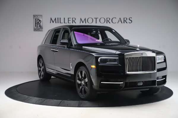 New 2021 Rolls-Royce Cullinan Base for sale $403,700 at Pagani of Greenwich in Greenwich CT 06830 8