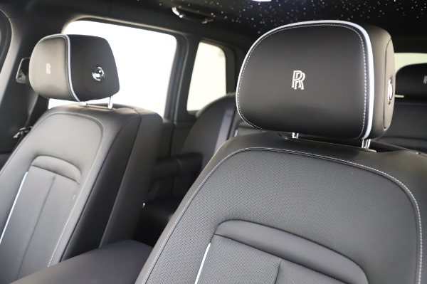 New 2021 Rolls-Royce Cullinan Base for sale $403,700 at Pagani of Greenwich in Greenwich CT 06830 9