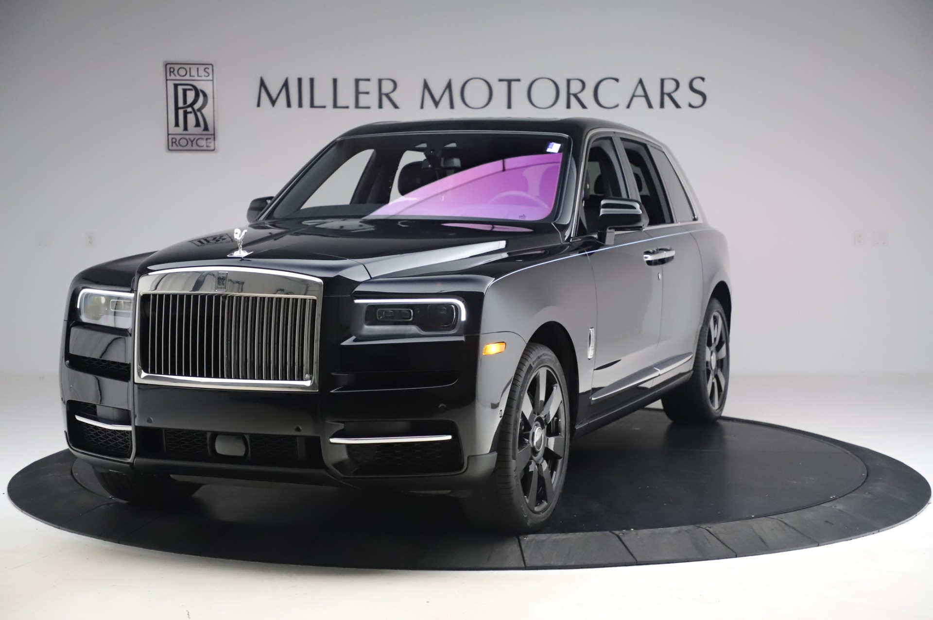 New 2021 Rolls-Royce Cullinan Base for sale $403,700 at Pagani of Greenwich in Greenwich CT 06830 1