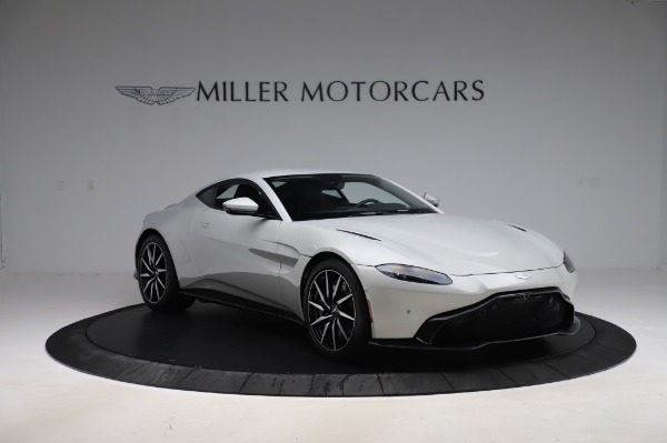 Used 2020 Aston Martin Vantage Coupe for sale $149,800 at Pagani of Greenwich in Greenwich CT 06830 10