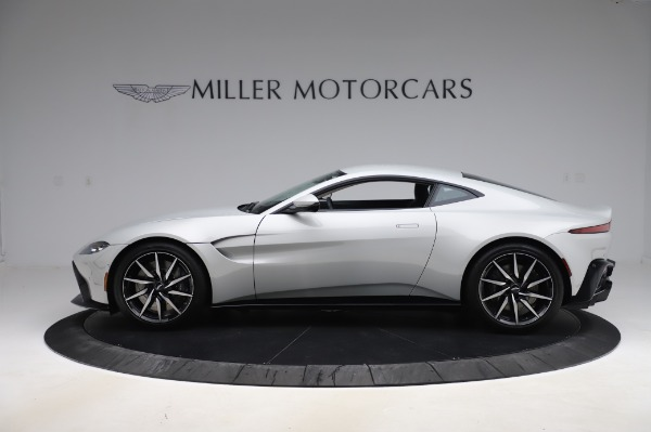 Used 2020 Aston Martin Vantage Coupe for sale $149,800 at Pagani of Greenwich in Greenwich CT 06830 2