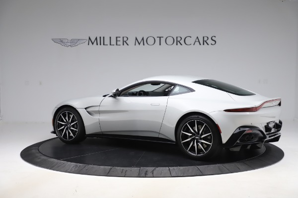 Used 2020 Aston Martin Vantage Coupe for sale $149,800 at Pagani of Greenwich in Greenwich CT 06830 3
