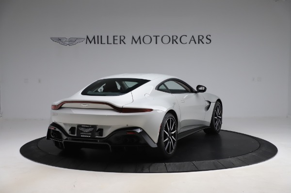 Used 2020 Aston Martin Vantage Coupe for sale $149,800 at Pagani of Greenwich in Greenwich CT 06830 6