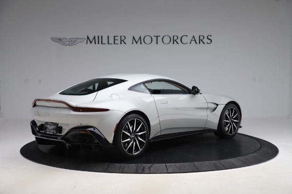 Used 2020 Aston Martin Vantage Coupe for sale $149,800 at Pagani of Greenwich in Greenwich CT 06830 7