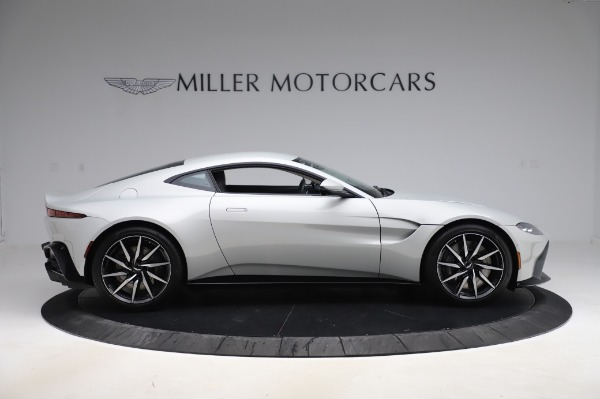 Used 2020 Aston Martin Vantage Coupe for sale $149,800 at Pagani of Greenwich in Greenwich CT 06830 8