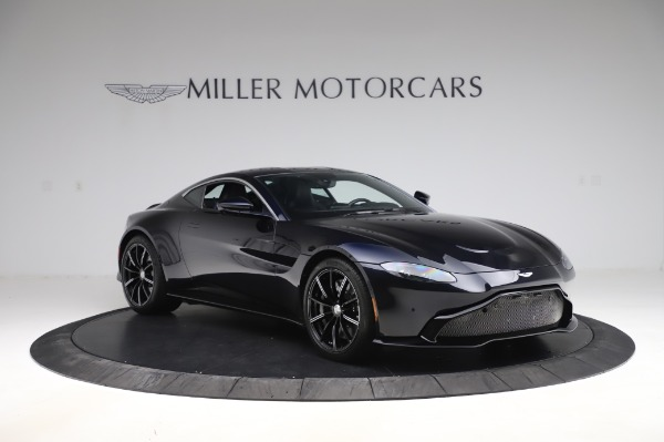 Used 2019 Aston Martin Vantage for sale $127,900 at Pagani of Greenwich in Greenwich CT 06830 10