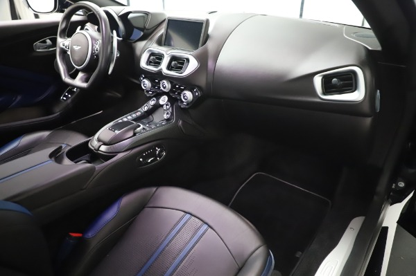 Used 2019 Aston Martin Vantage for sale $127,900 at Pagani of Greenwich in Greenwich CT 06830 18