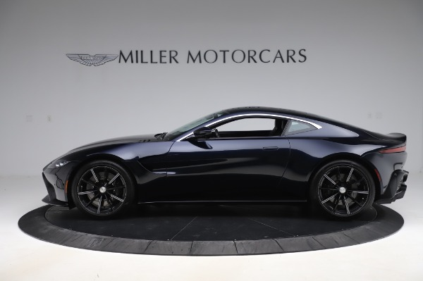 Used 2019 Aston Martin Vantage for sale $127,900 at Pagani of Greenwich in Greenwich CT 06830 2