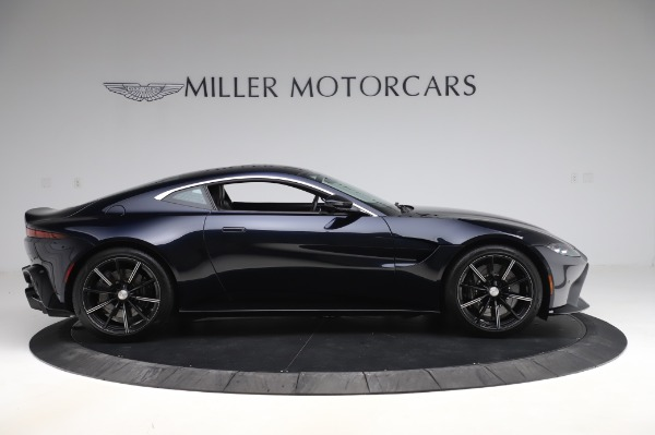Used 2019 Aston Martin Vantage for sale $127,900 at Pagani of Greenwich in Greenwich CT 06830 8