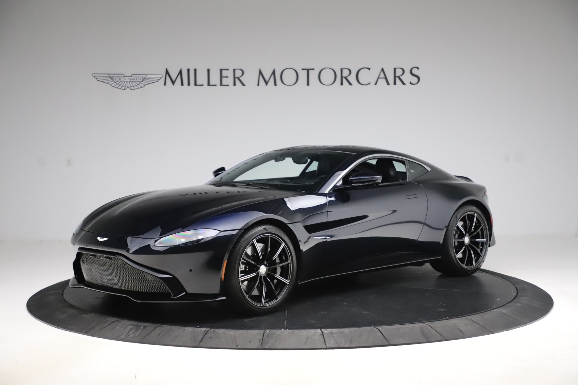 Used 2019 Aston Martin Vantage for sale $127,900 at Pagani of Greenwich in Greenwich CT 06830 1