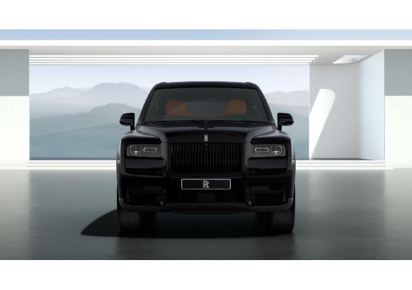 New 2021 Rolls-Royce Cullinan Black Badge for sale $433,225 at Pagani of Greenwich in Greenwich CT 06830 2