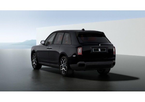 New 2021 Rolls-Royce Cullinan Black Badge for sale $433,225 at Pagani of Greenwich in Greenwich CT 06830 3