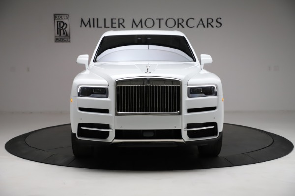 New 2021 Rolls-Royce Cullinan Base for sale $378,525 at Pagani of Greenwich in Greenwich CT 06830 2