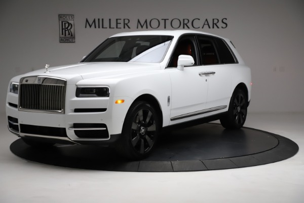 New 2021 Rolls-Royce Cullinan Base for sale $378,525 at Pagani of Greenwich in Greenwich CT 06830 3