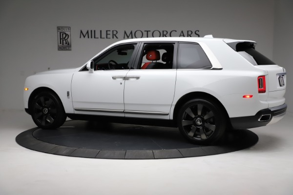 New 2021 Rolls-Royce Cullinan Base for sale $378,525 at Pagani of Greenwich in Greenwich CT 06830 6