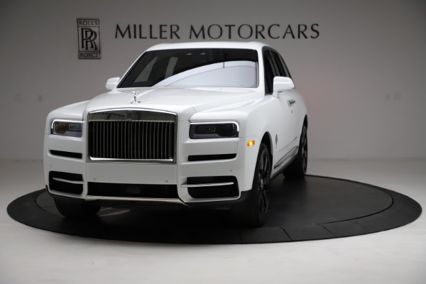 New 2021 Rolls-Royce Cullinan for sale Sold at Pagani of Greenwich in Greenwich CT 06830 1