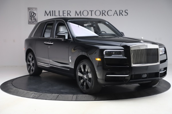 New 2021 Rolls-Royce Cullinan for sale Sold at Pagani of Greenwich in Greenwich CT 06830 11