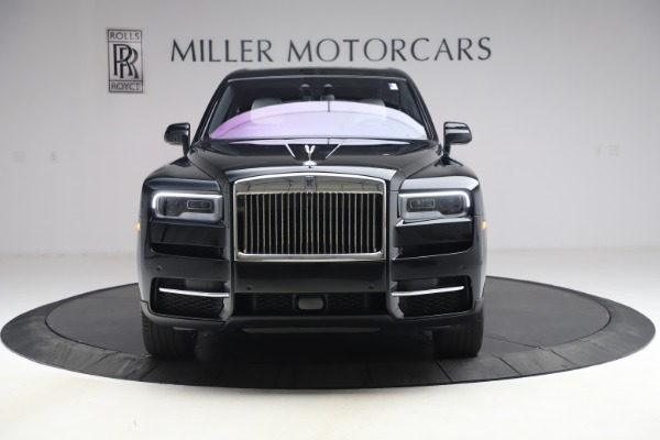 New 2021 Rolls-Royce Cullinan for sale Sold at Pagani of Greenwich in Greenwich CT 06830 12