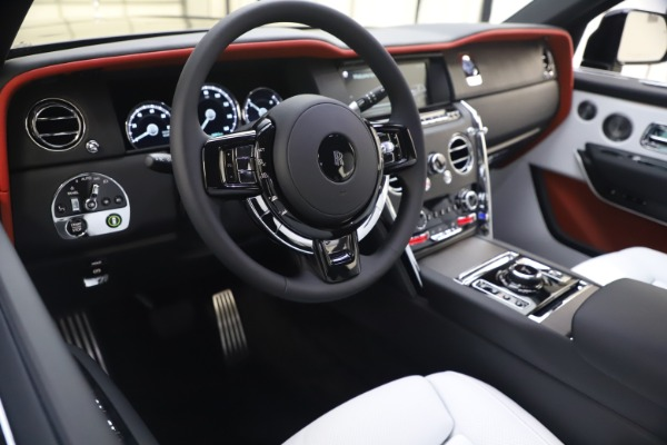 New 2021 Rolls-Royce Cullinan for sale Sold at Pagani of Greenwich in Greenwich CT 06830 15