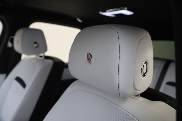 New 2021 Rolls-Royce Cullinan for sale Sold at Pagani of Greenwich in Greenwich CT 06830 23