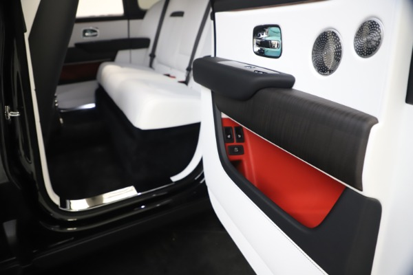 New 2021 Rolls-Royce Cullinan for sale Sold at Pagani of Greenwich in Greenwich CT 06830 26