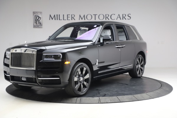 New 2021 Rolls-Royce Cullinan for sale $369,975 at Pagani of Greenwich in Greenwich CT 06830 3
