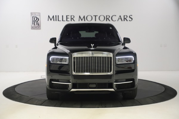 New 2021 Rolls-Royce Cullinan for sale $372,725 at Pagani of Greenwich in Greenwich CT 06830 11