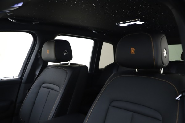 New 2021 Rolls-Royce Cullinan for sale $372,725 at Pagani of Greenwich in Greenwich CT 06830 12
