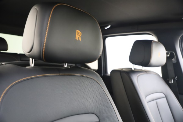 New 2021 Rolls-Royce Cullinan for sale $372,725 at Pagani of Greenwich in Greenwich CT 06830 14