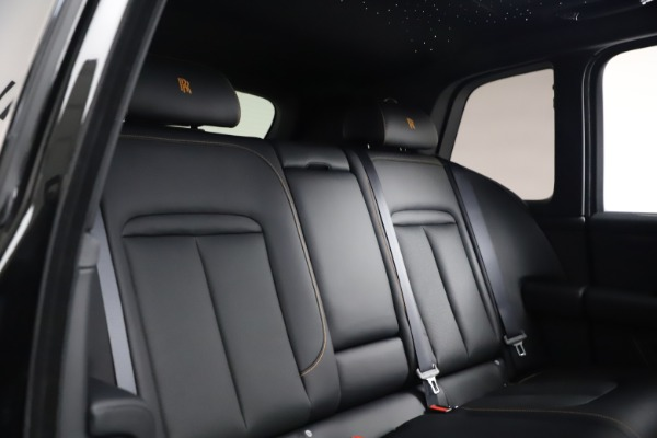 New 2021 Rolls-Royce Cullinan for sale $372,725 at Pagani of Greenwich in Greenwich CT 06830 19