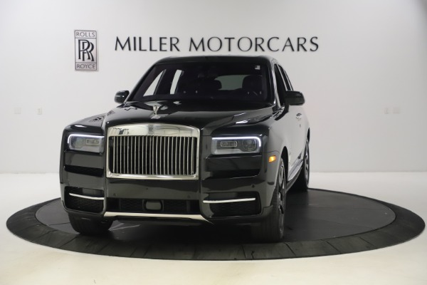 New 2021 Rolls-Royce Cullinan for sale $372,725 at Pagani of Greenwich in Greenwich CT 06830 2