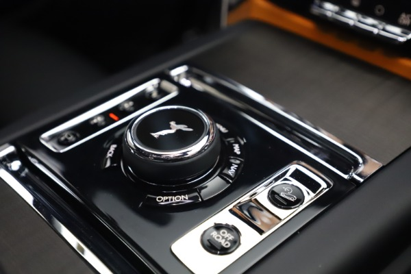 New 2021 Rolls-Royce Cullinan for sale $372,725 at Pagani of Greenwich in Greenwich CT 06830 27