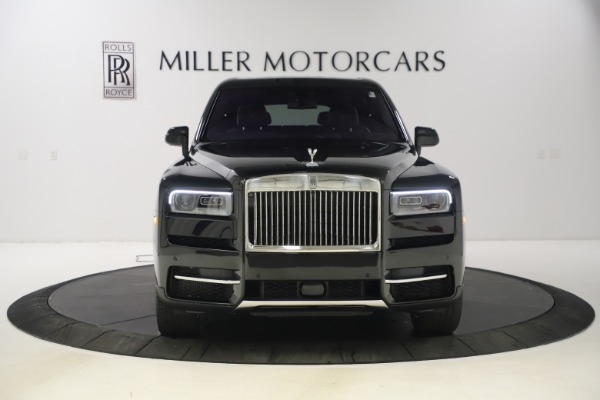 New 2021 Rolls-Royce Cullinan Base for sale $372,725 at Pagani of Greenwich in Greenwich CT 06830 3