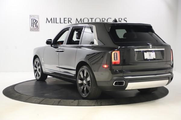 New 2021 Rolls-Royce Cullinan for sale $372,725 at Pagani of Greenwich in Greenwich CT 06830 6