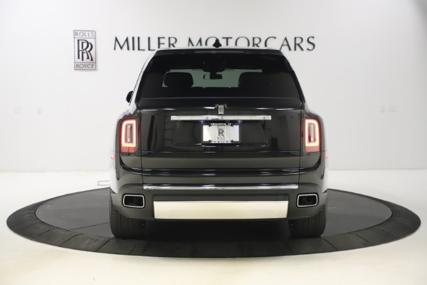 New 2021 Rolls-Royce Cullinan Base for sale $372,725 at Pagani of Greenwich in Greenwich CT 06830 7