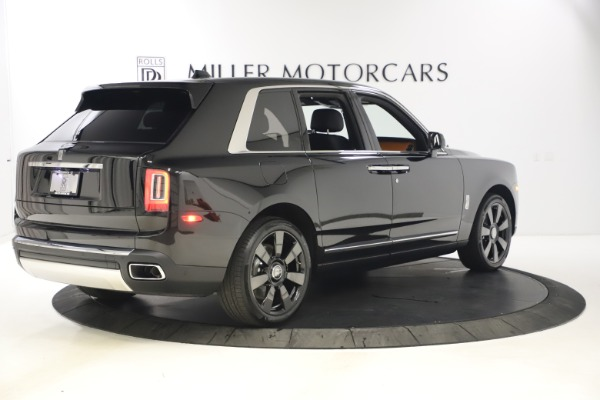 New 2021 Rolls-Royce Cullinan Base for sale $372,725 at Pagani of Greenwich in Greenwich CT 06830 8