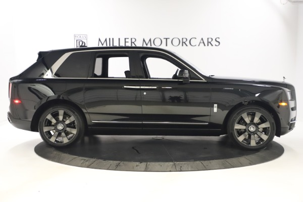 New 2021 Rolls-Royce Cullinan Base for sale $372,725 at Pagani of Greenwich in Greenwich CT 06830 9