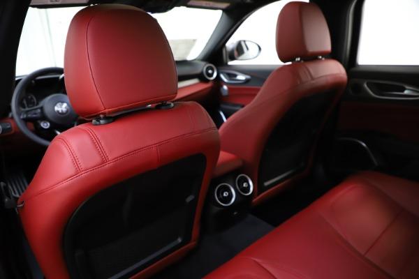 New 2020 Alfa Romeo Giulia Ti Sport Q4 for sale $48,595 at Pagani of Greenwich in Greenwich CT 06830 20