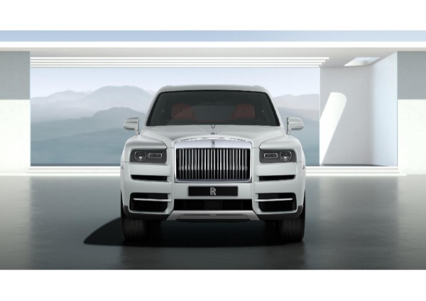 New 2021 Rolls-Royce Cullinan for sale $376,925 at Pagani of Greenwich in Greenwich CT 06830 2