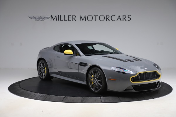 Used 2017 Aston Martin V12 Vantage S for sale $185,900 at Pagani of Greenwich in Greenwich CT 06830 10