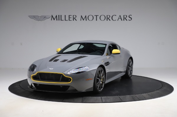 Used 2017 Aston Martin V12 Vantage S for sale $185,900 at Pagani of Greenwich in Greenwich CT 06830 12